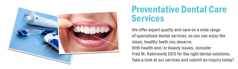 Preventative Dental Care Services in Plano, TX