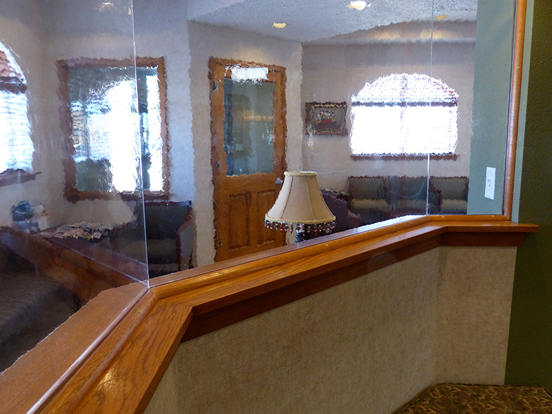 Dr. Rabinowitz Dental Office Waiting Room Inside